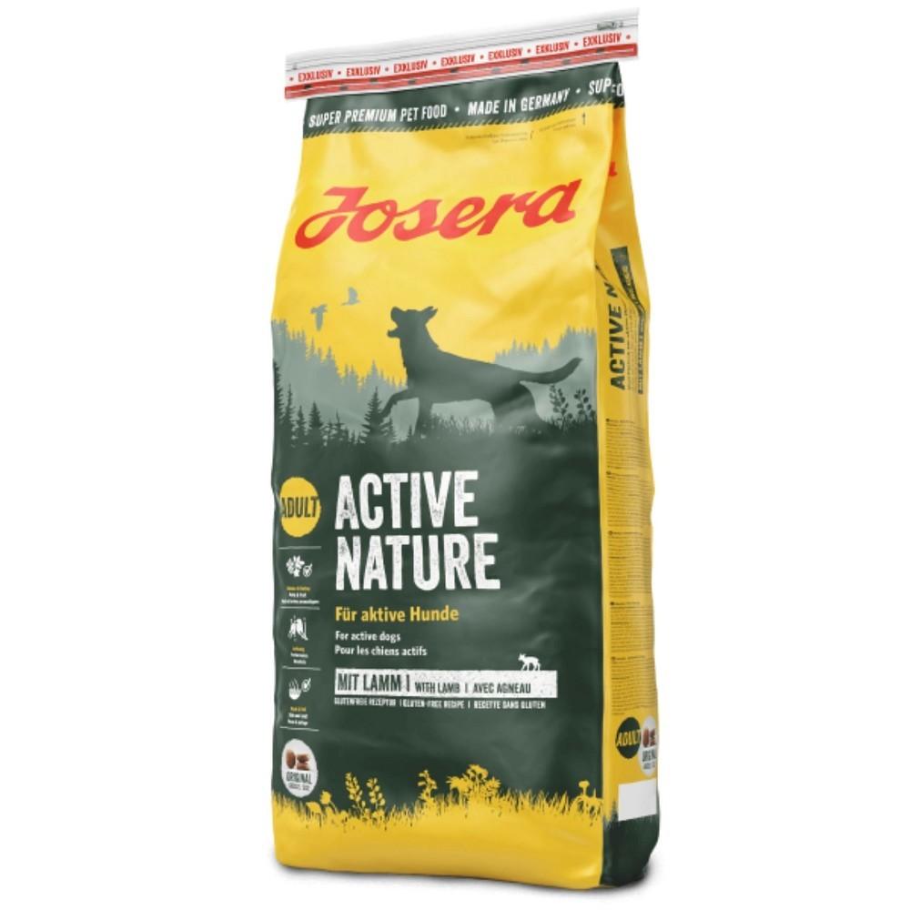 Josera  Nature Active 15kg + deka zdarma