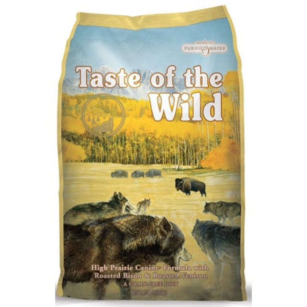Taste of the Wild bizon a srnčí 6kg