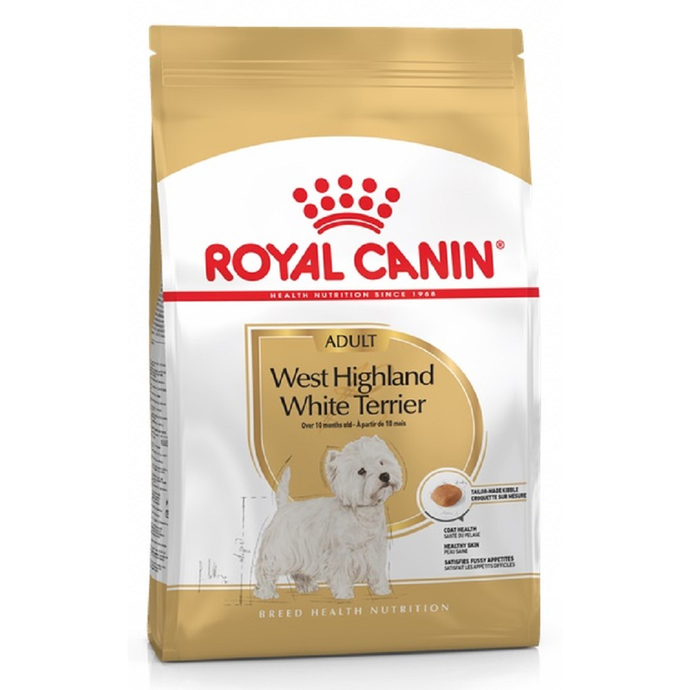 RC mini Adult west highland white terrier 1,5kg