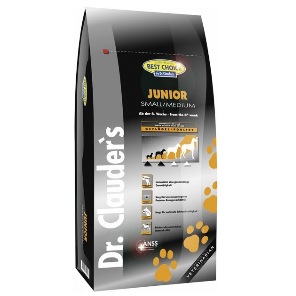 Best Choice Junior S/M 20kg