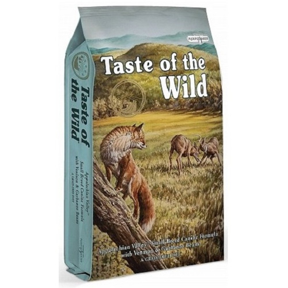 Taste of the Wild - zvěřina s cizrnou 2kg