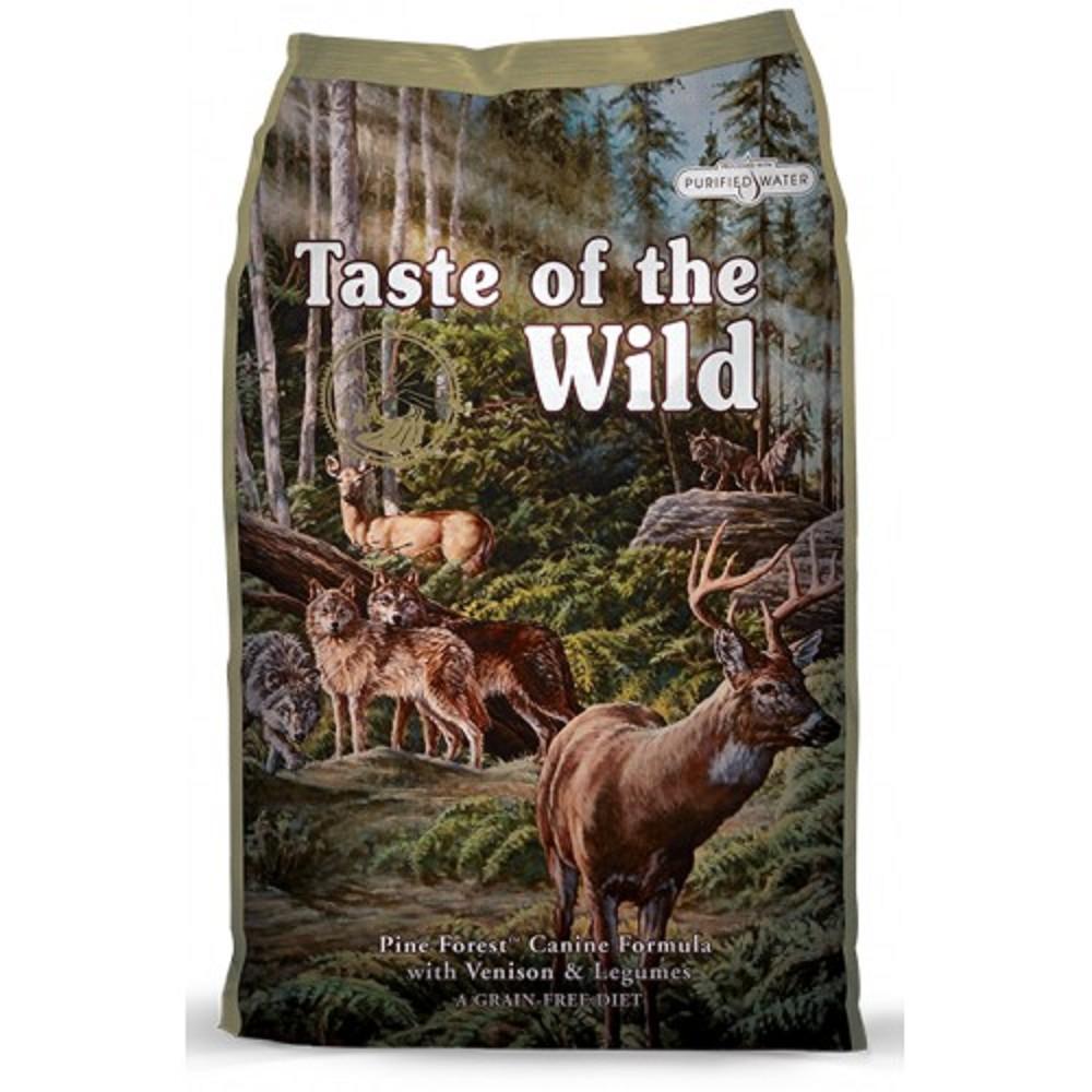 Taste of the Wild zvěřina a jehněčí 6kg