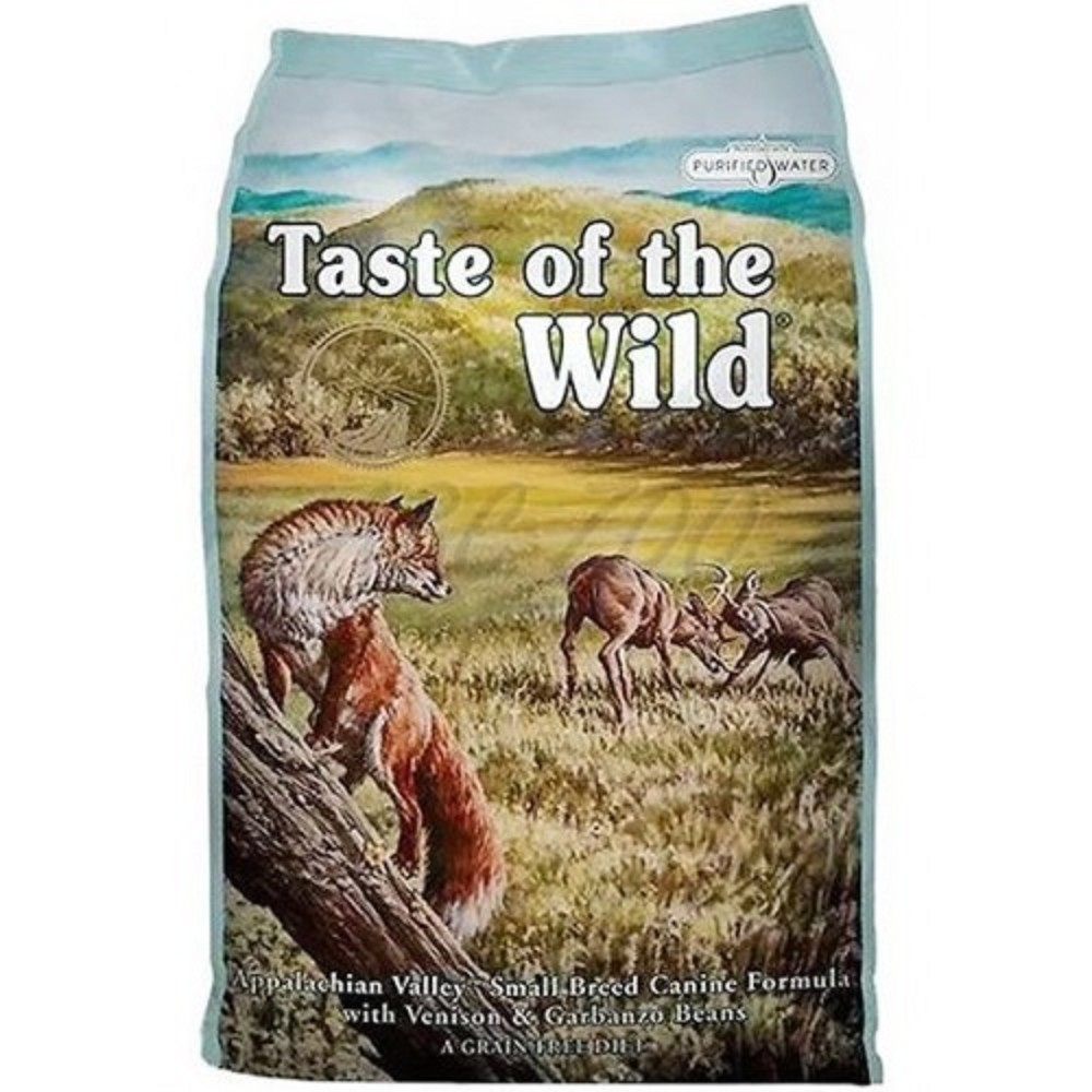 Taste of the Wild zvěřina s jehněčím 13kg
