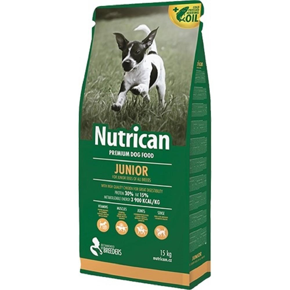Nutrican pro štěně S/M 15kg