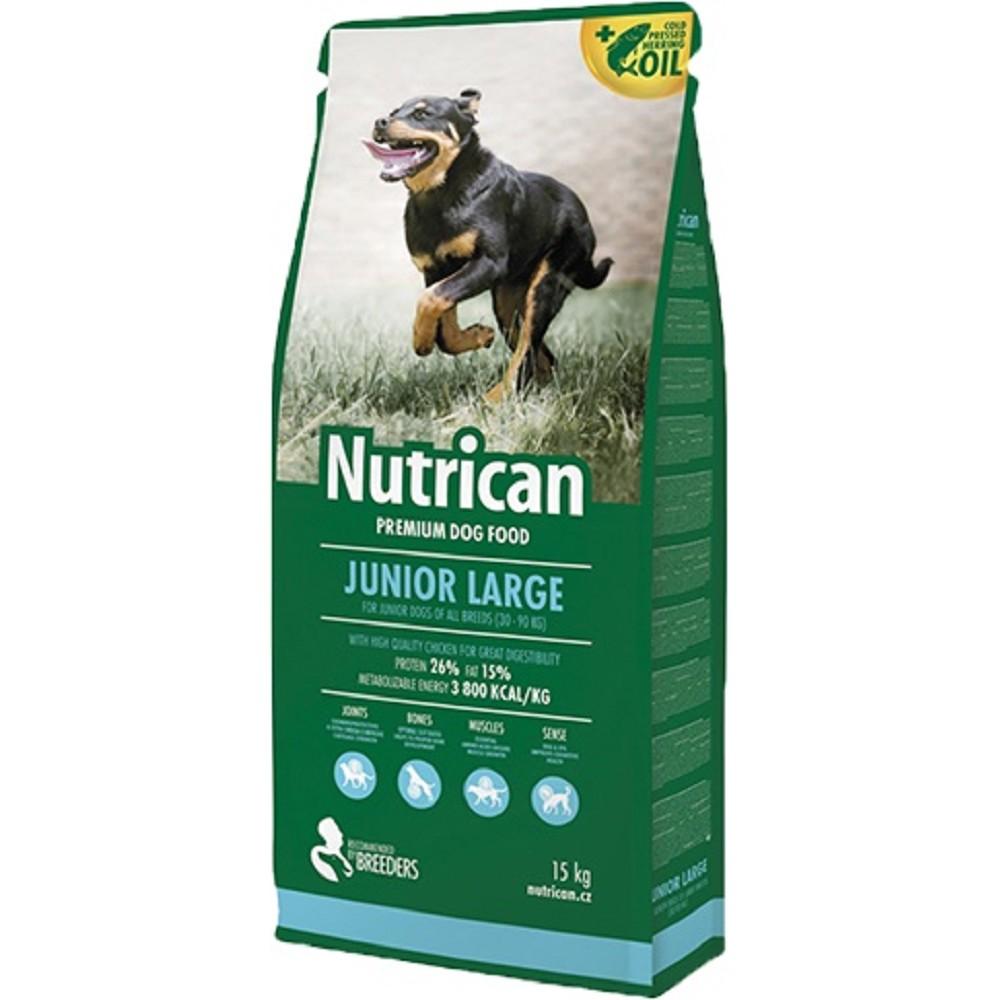 Nutrican pro štěně L 15kg