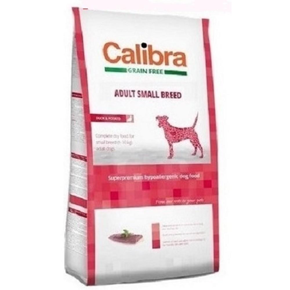 Calibra Adult S - kachna 7kg
