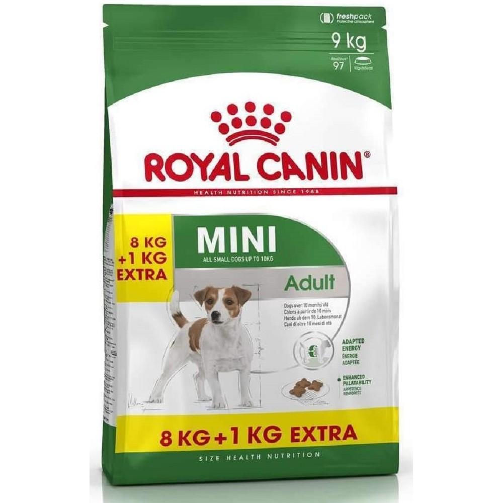 Royal Canin  8+1kg mini Adult dog
