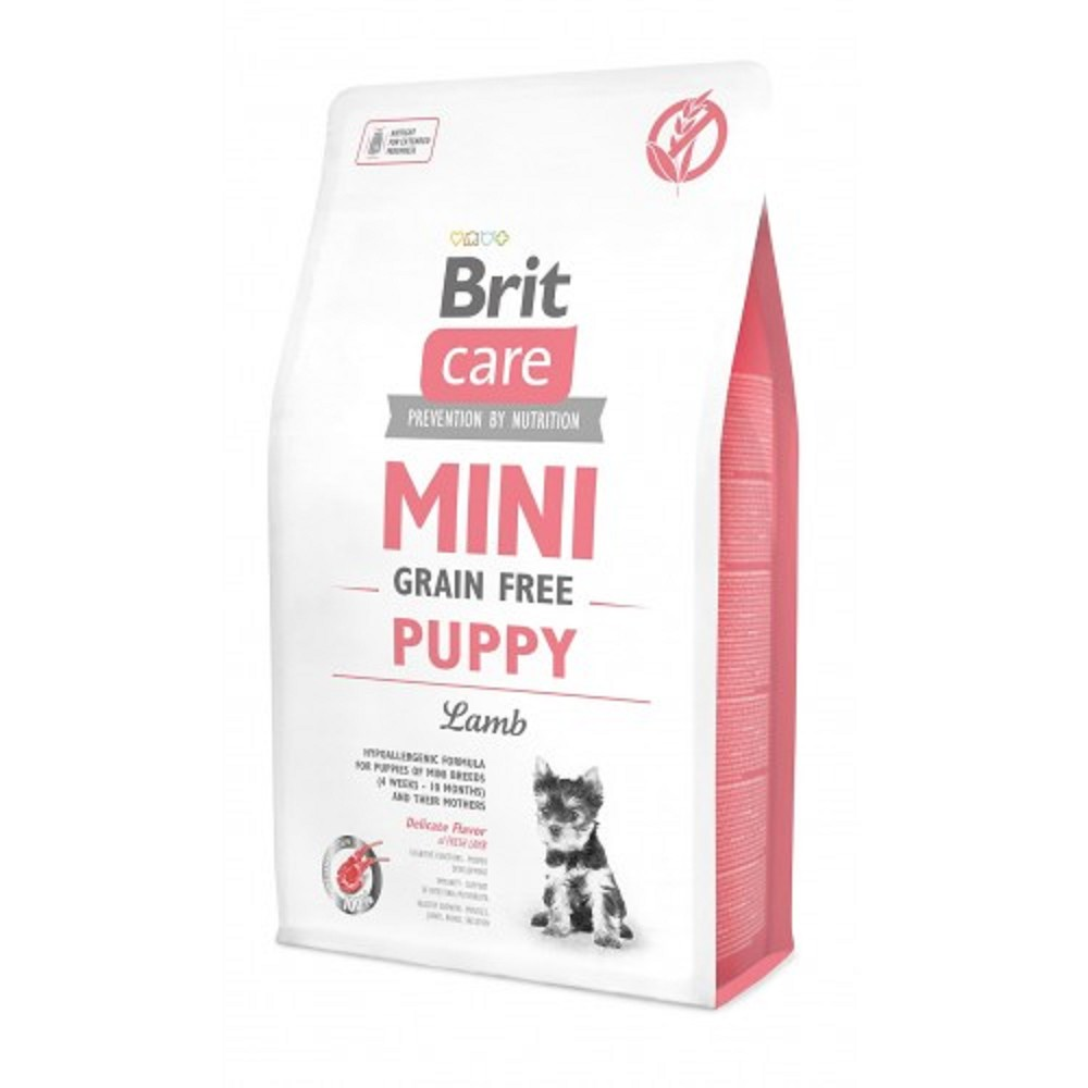 Brit Care Mini  Puppy - jehněčí 2kg