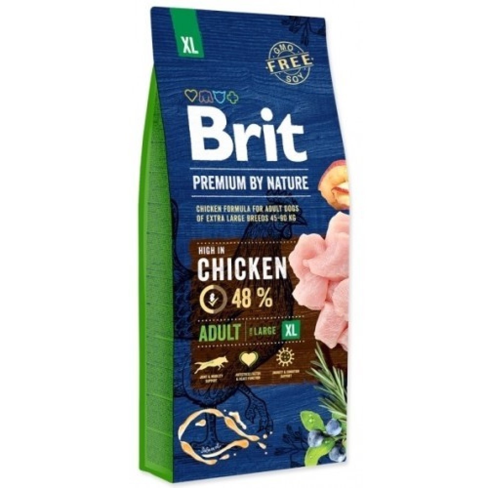 Brit premium Nature Adult XL 15kg