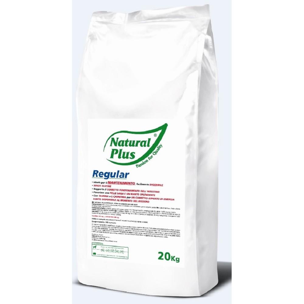 Natural Plus Regular 20kg