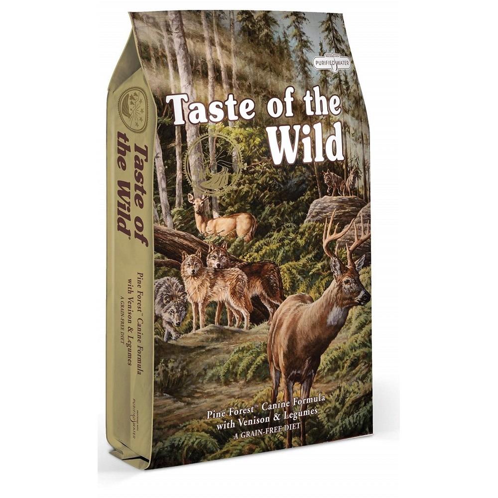 Taste of the Wild - zvěřina s luštěninami13kg