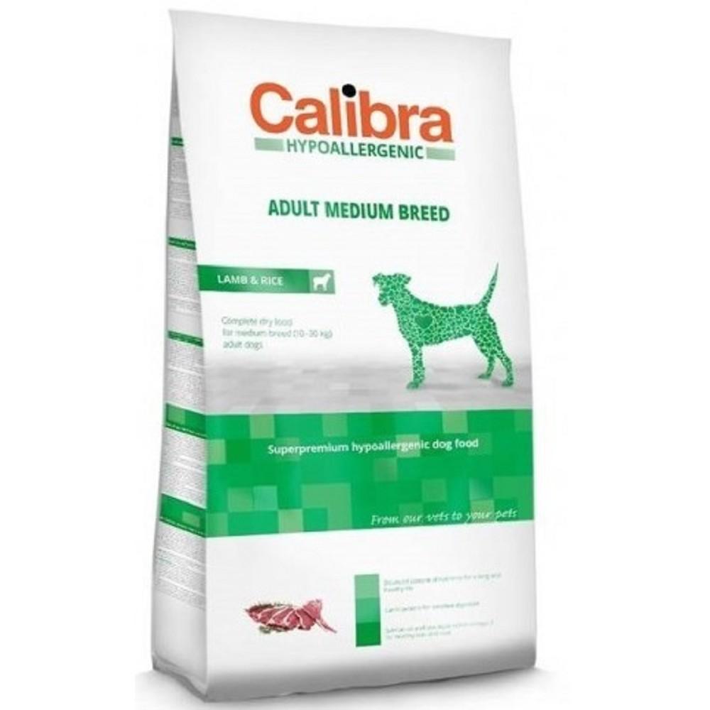 Calibra MB jehněčí (hypoalergenní) 14kg