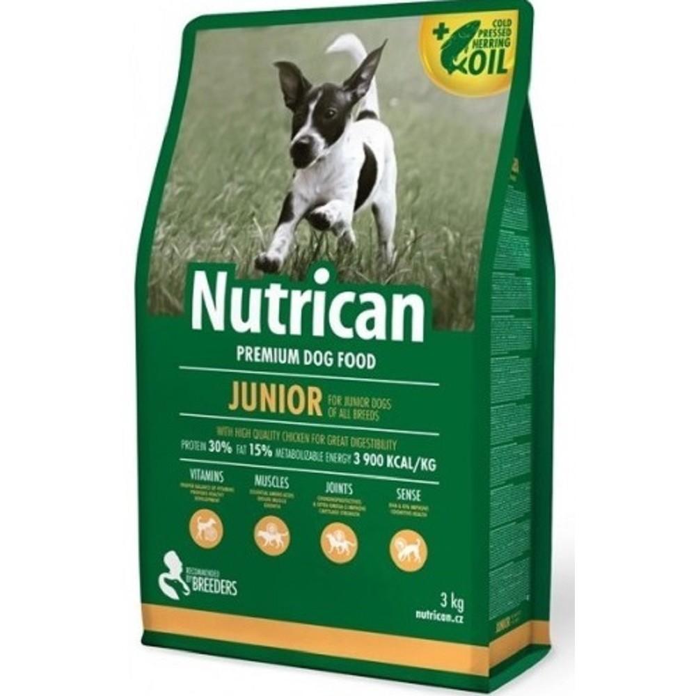 Nutrican pro štěně S/M 3kg