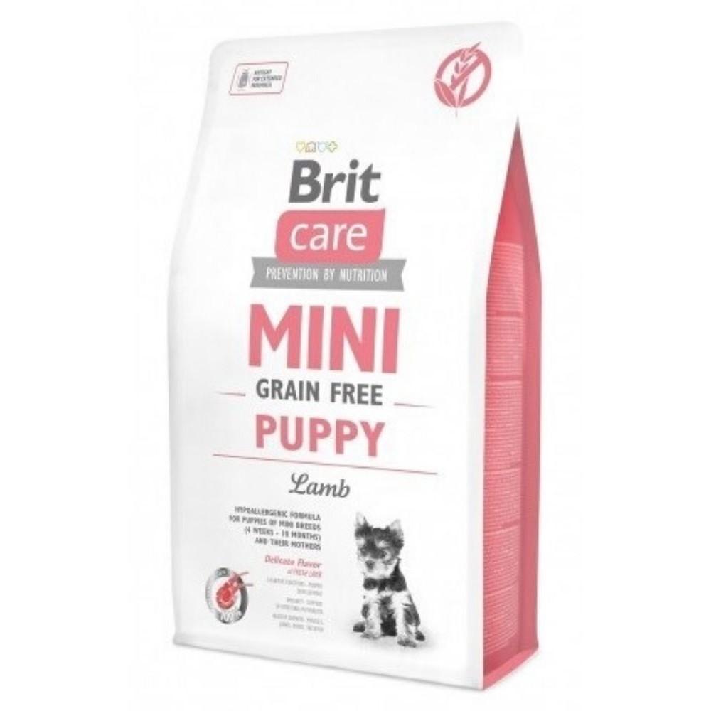 Brit Care Mini  Puppy - jehněčí 7kg