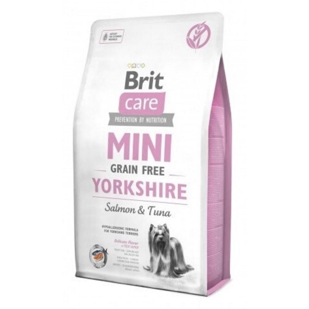 Brit Care Mini Yorkshire - losos s bramborem 7kg