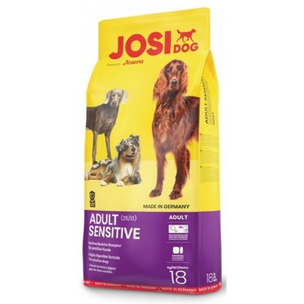 JosiDog 18kg Sensitive Adult