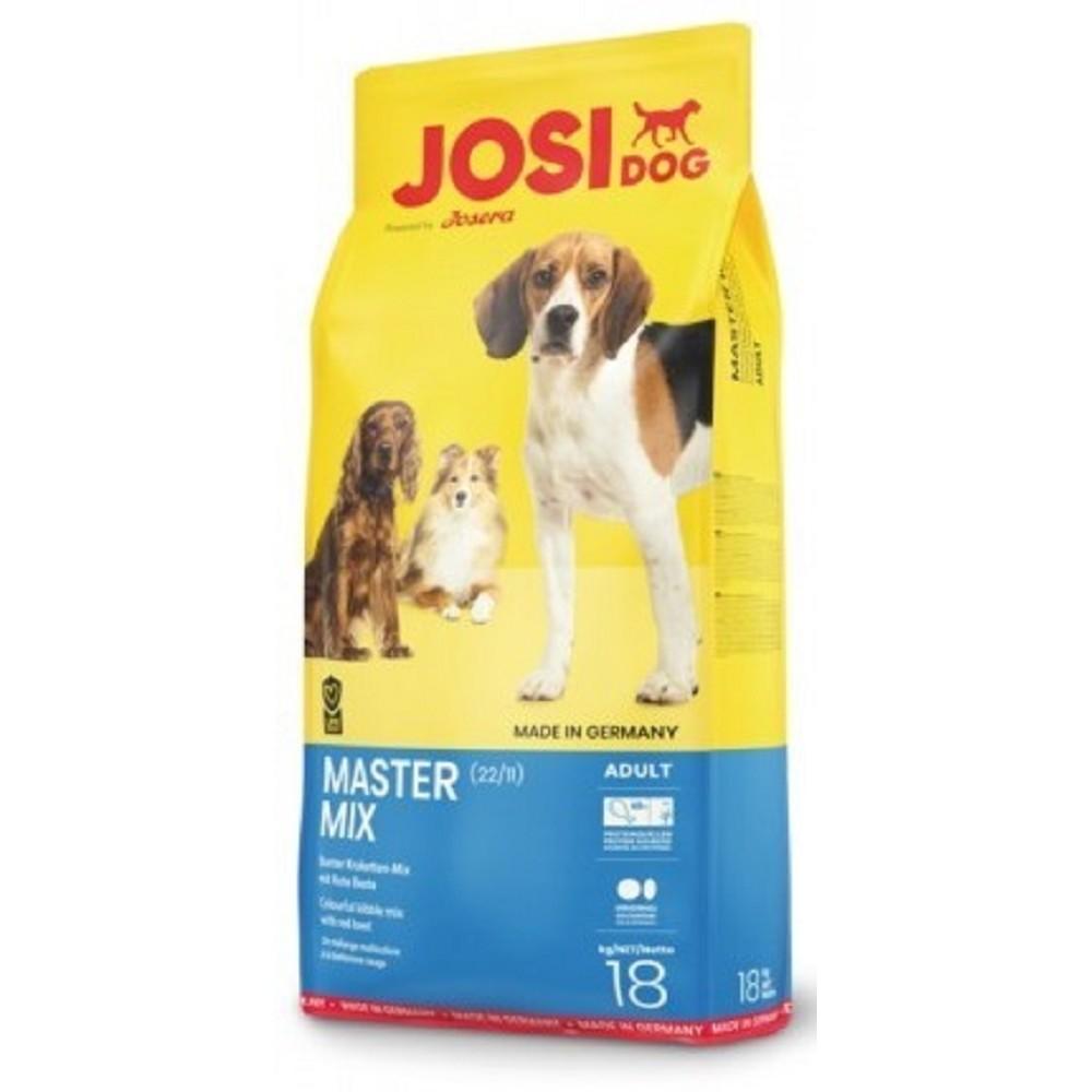 JosiDog 18kg Master Mix