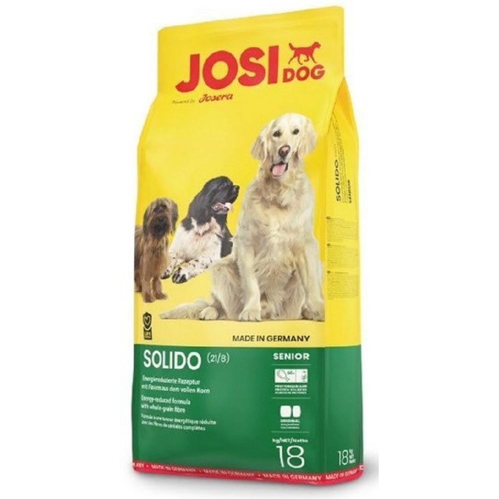 JosiDog Solido Senior 18kg