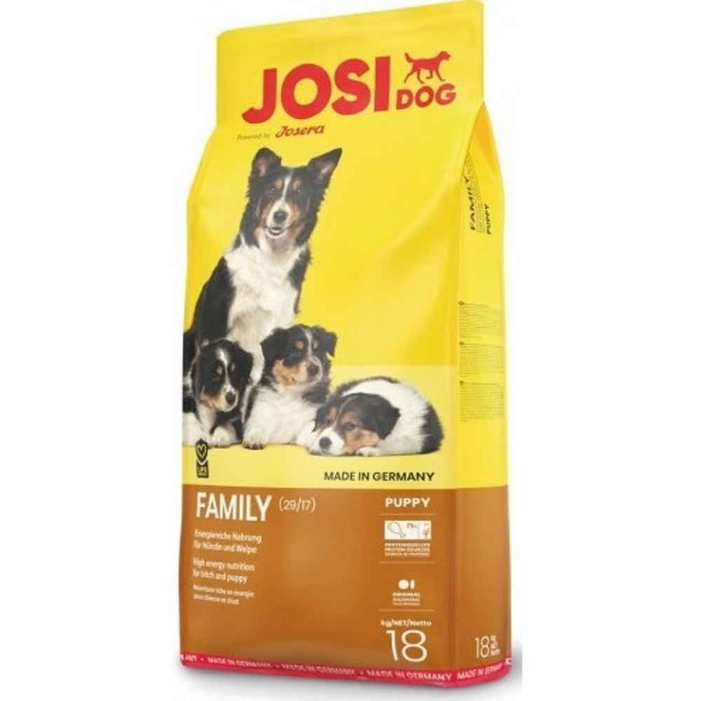 JosiDog 18kg Family 94