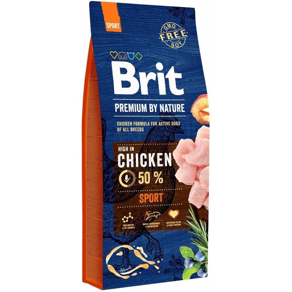 Brit premium Nature Sport 15kg