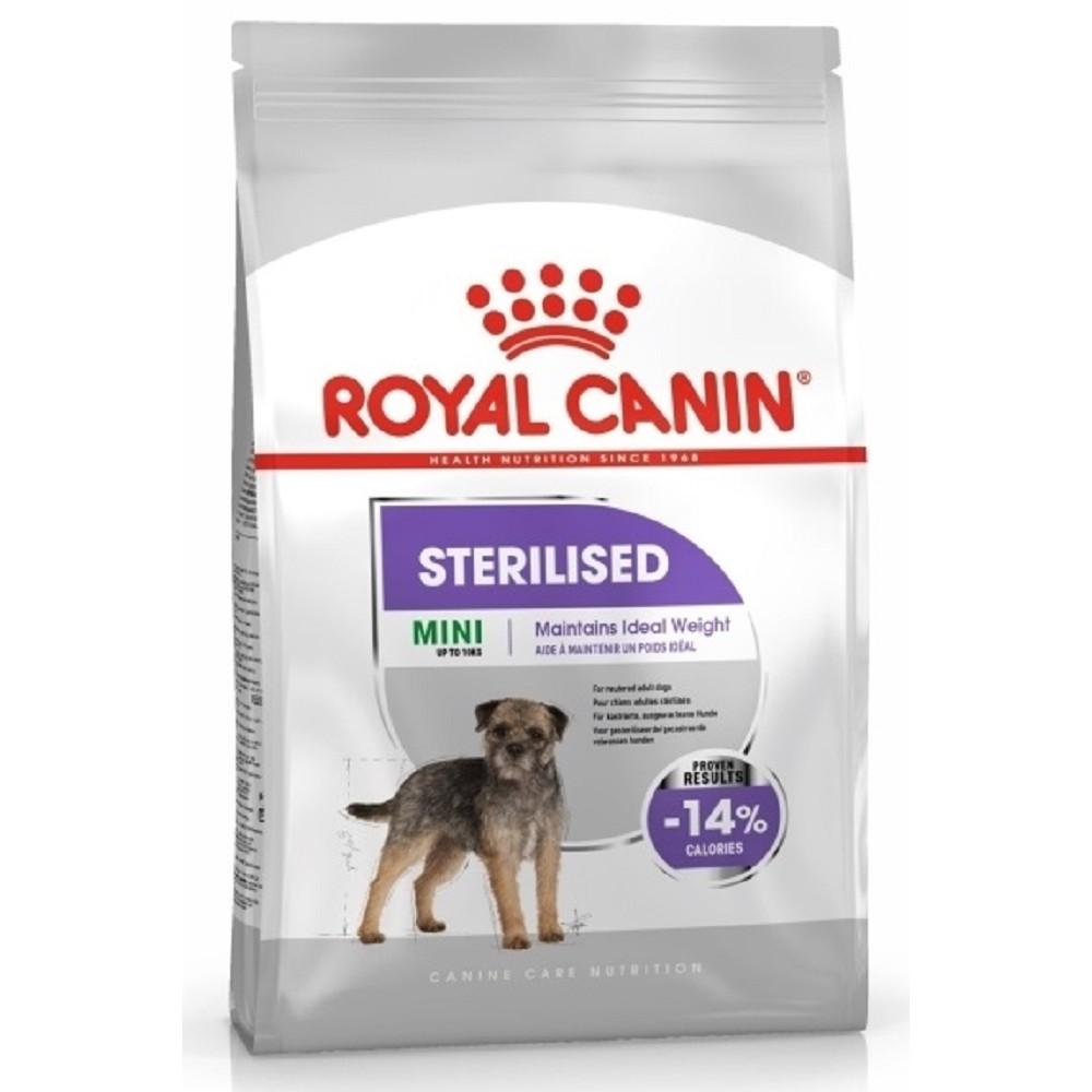 RC mini adult  Sterilised dog 3kg