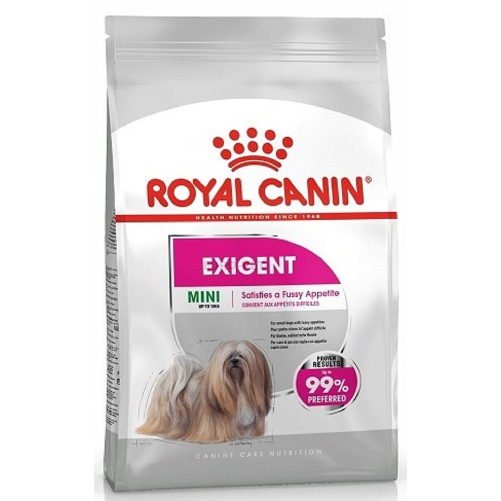 RC  mini Adult exigent  1kg