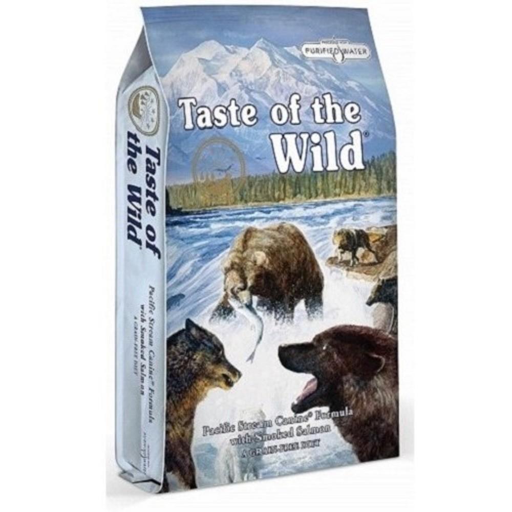Taste of the Wild - losos a mořské ryby 18kg