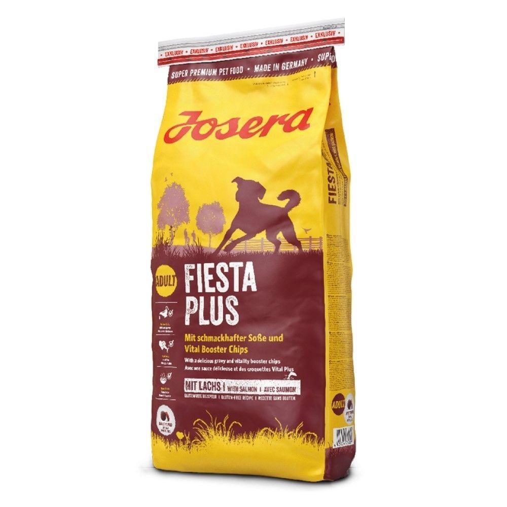 Josera Fiesta Plus 15kg  + 2x900g ZDARMA