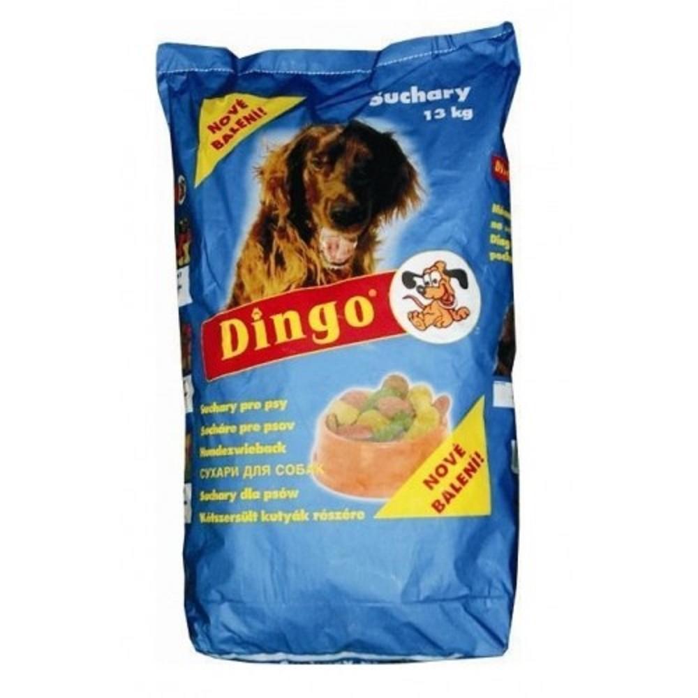 Dingo suchary - přírodní 13kg