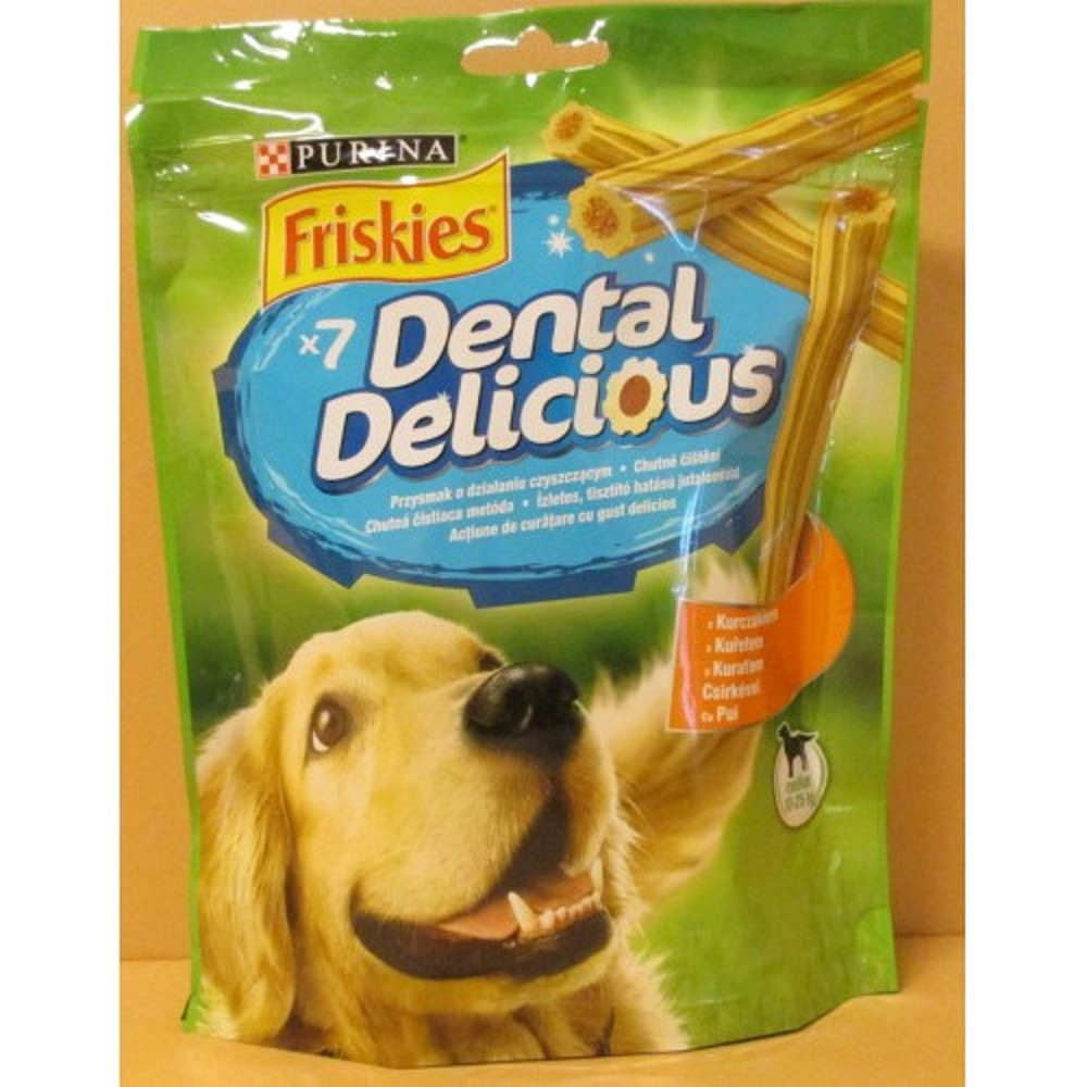 Friskies dental M 200g