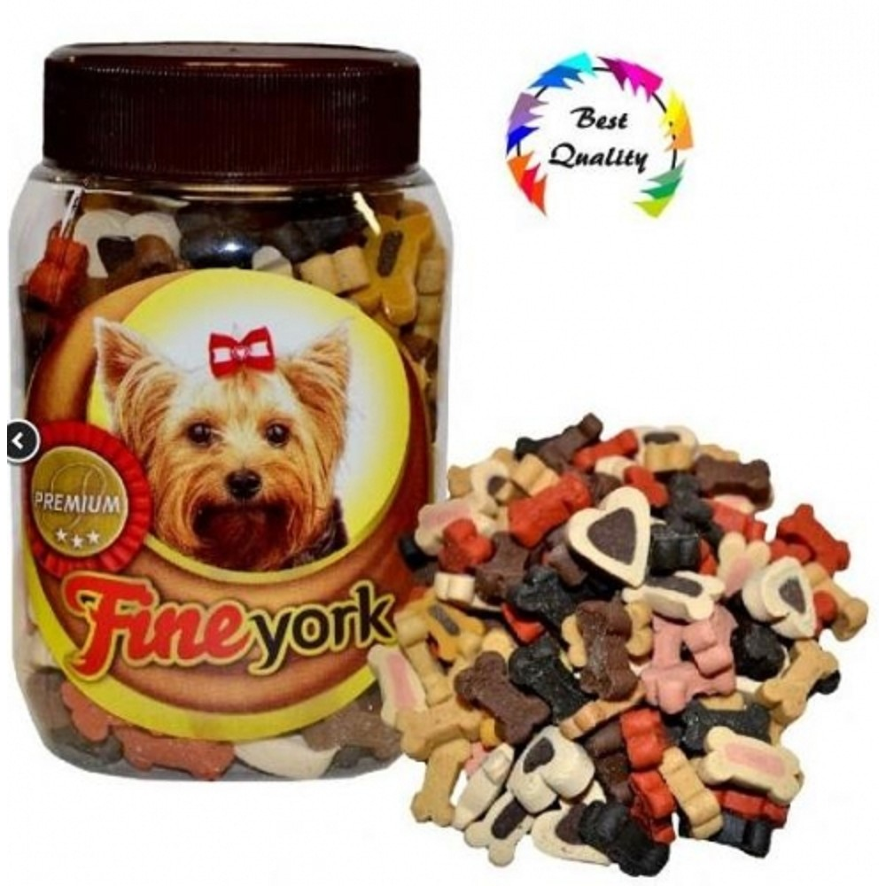 Fine york mix soft 300g