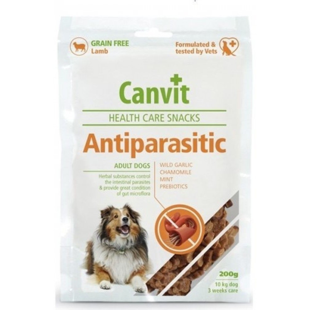 Canvit Antiparasitic 200g