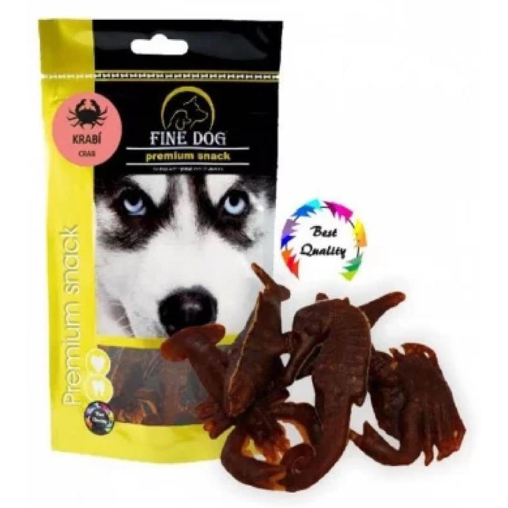 Fine dog krabí plody  7ks