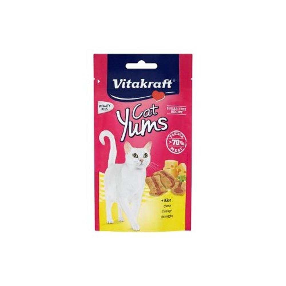 Vitakraft Cat Yums - sýr 40g