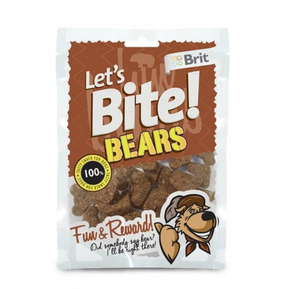 Let´s Bite medvídci 150g