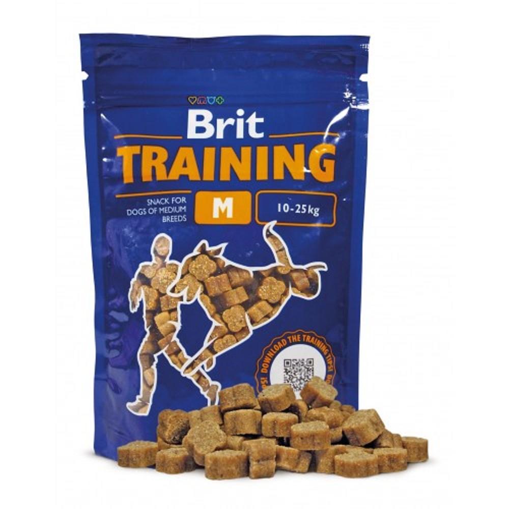Brit training pamlsky M 100g