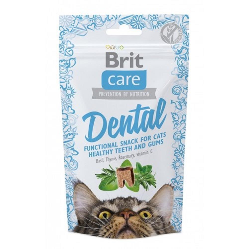 Brit care dentální pamlsek 50g