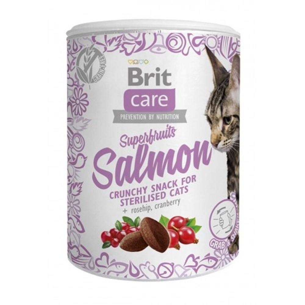 Brit care superfruits losos 100g