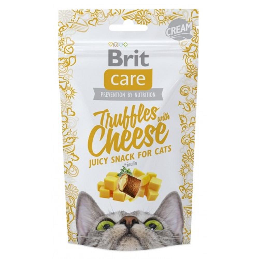 Brit care truffles sýrové 50g
