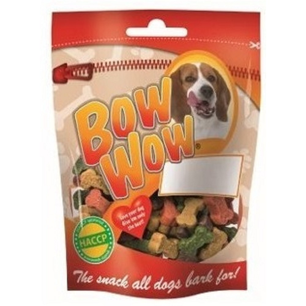 Bow Wow kostičky mini 80g