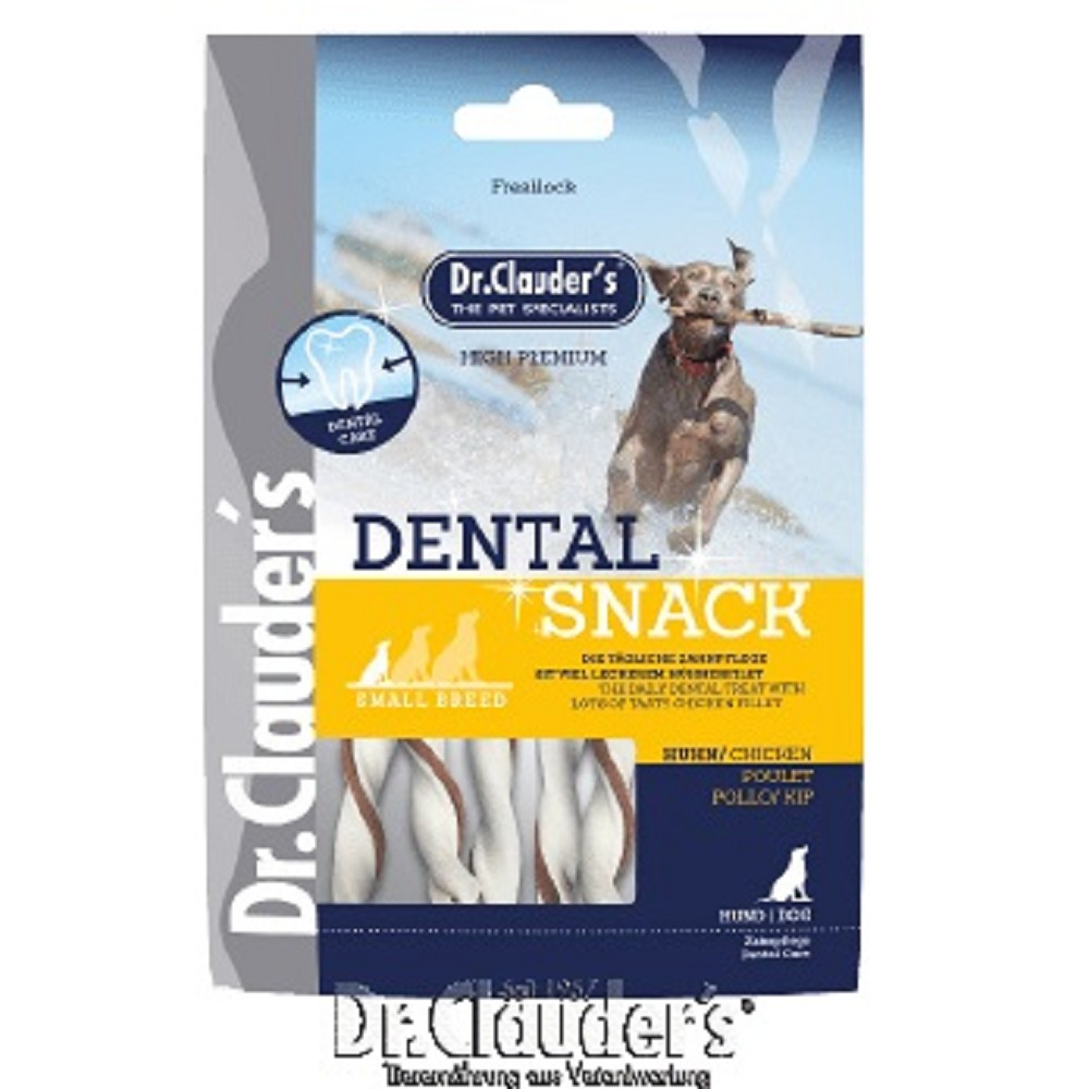Dr.Clauders Dental snack S 80g