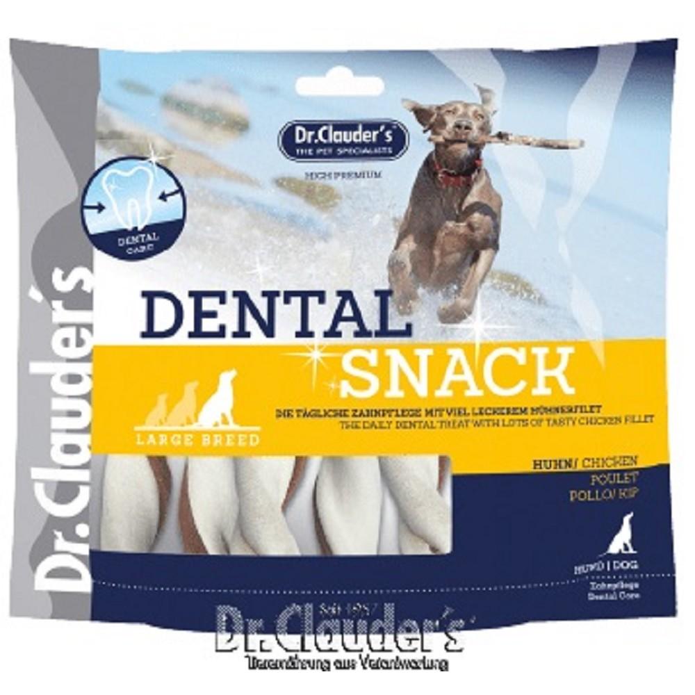 Dr.Clauders Dental snack L 500g
