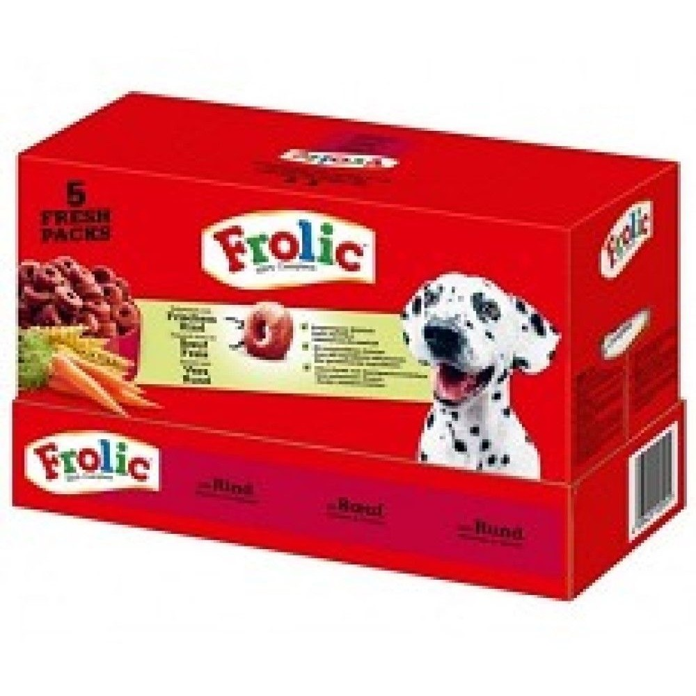 Frolic hovězí 7,5kg