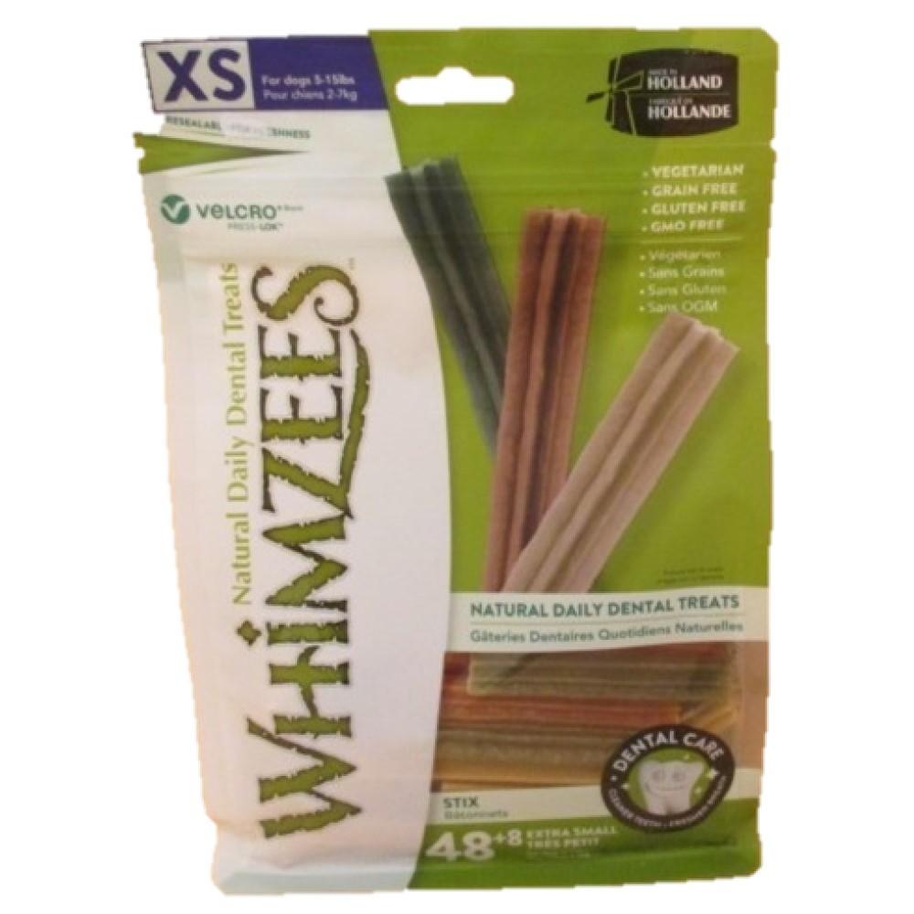 Whimzees tyč 56ks - XS (8cm)