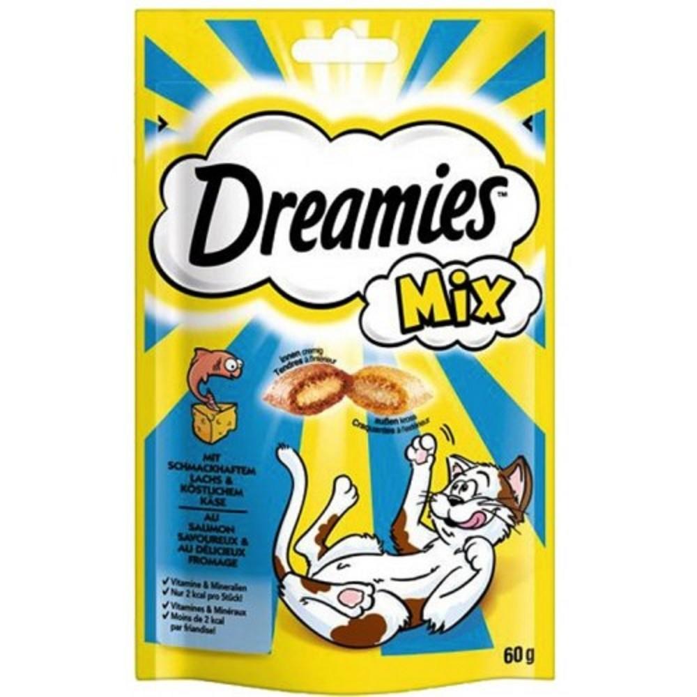 Dreamies losos s sýrem 60g