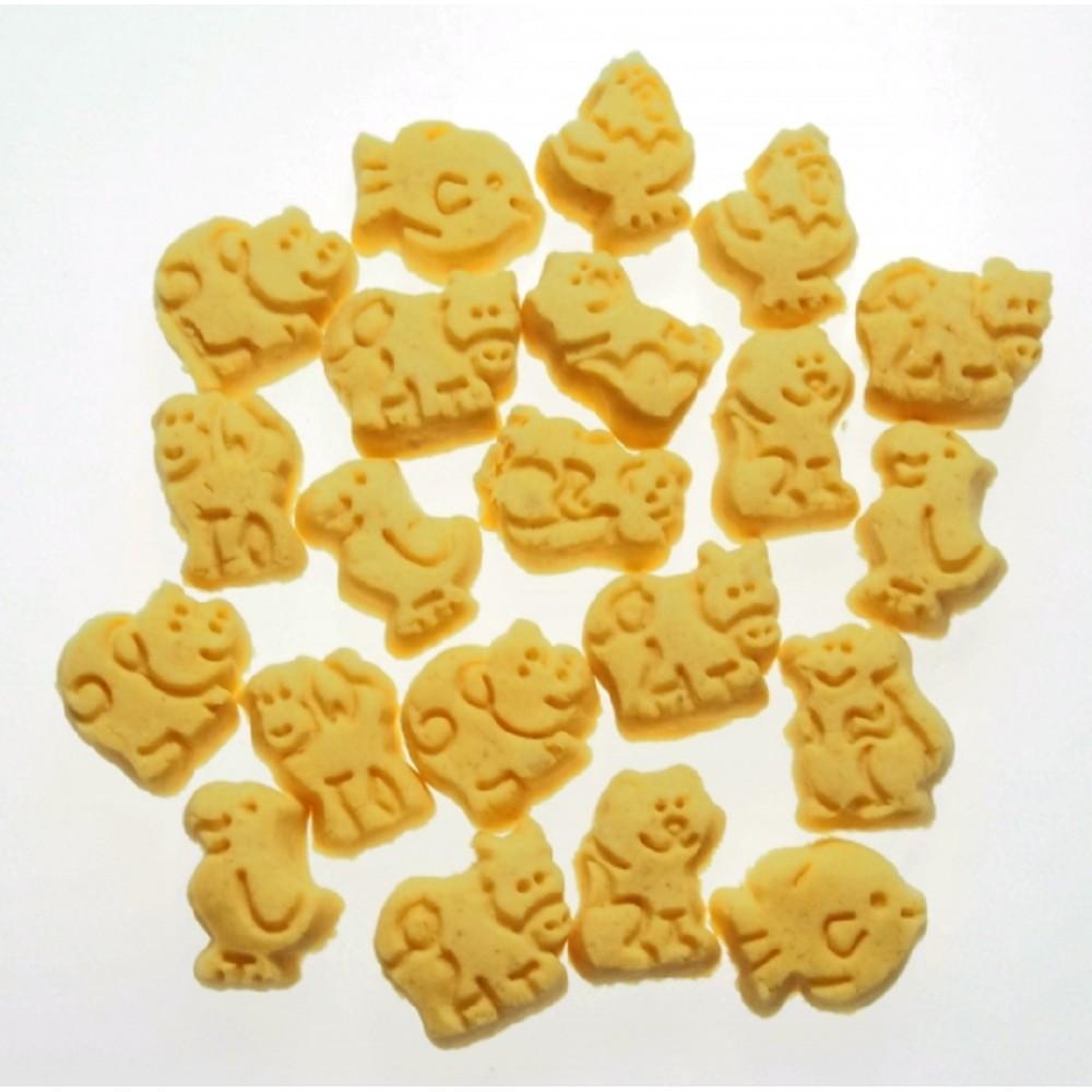 Biskvit - mini  zvířátka figurky 1kg