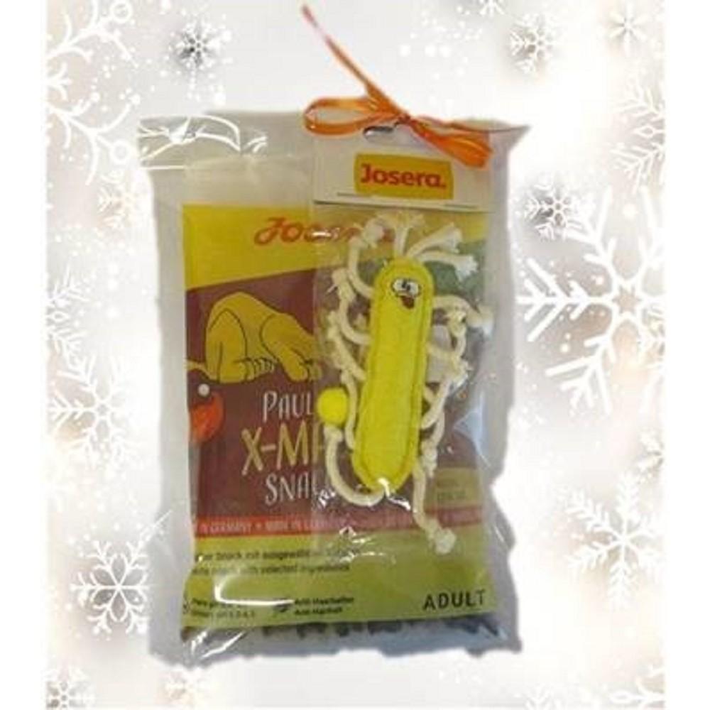 Josera Vánoční balíček pro kočku s hračkou