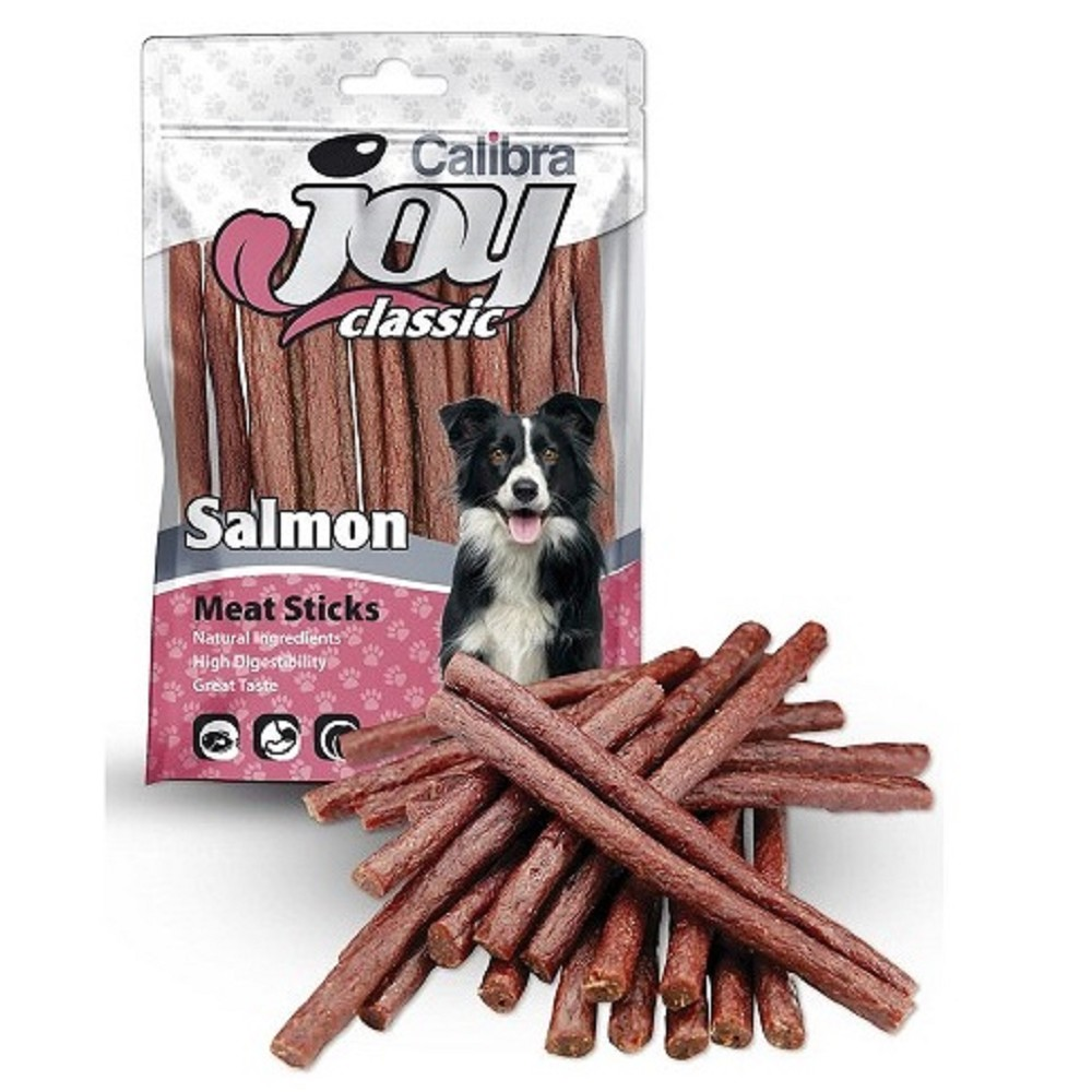 Calibra Joy Salmon Sticks  250g