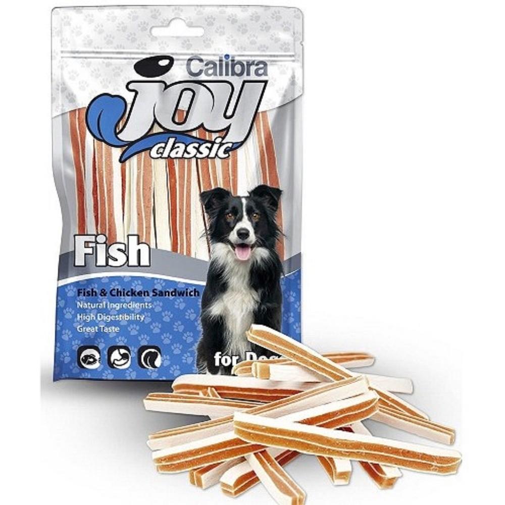 Calibra Joy Fish+Chicken Sandwich  250g