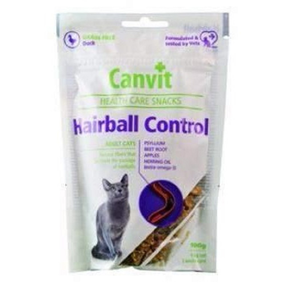 Canvit Hairball control 100g